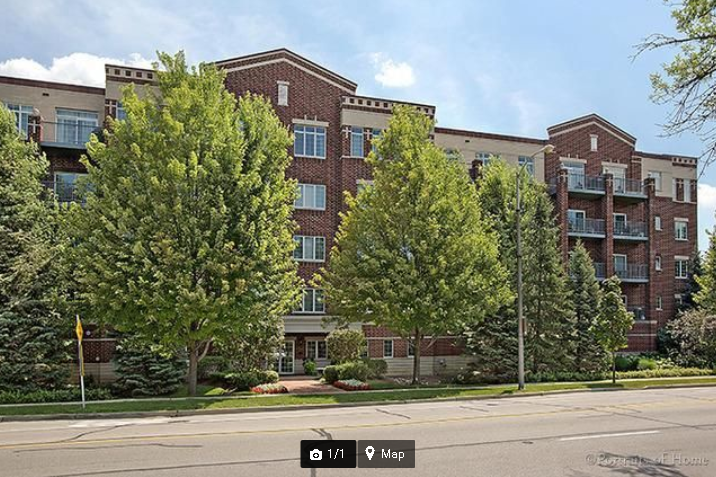 downers grove condo for sale