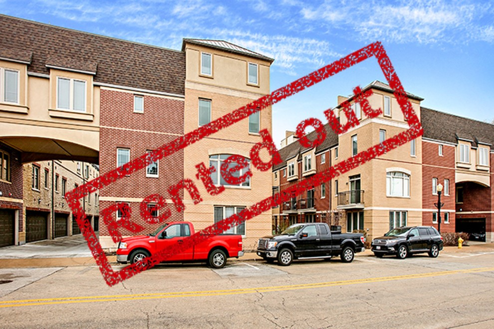 922 Rented Out Downers Grove il real estate agent